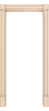 Арка портал натуральный шпон